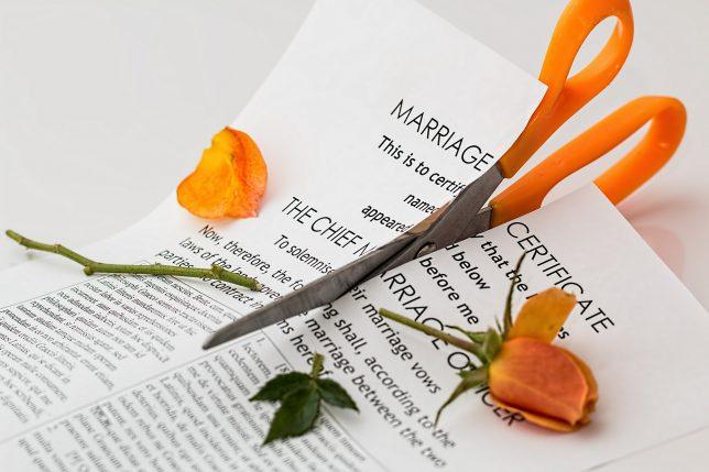 離婚の際の売却
